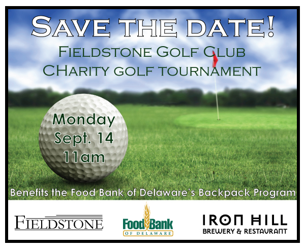 Fieldstone Country Club : Golf tournament food bank of delaware